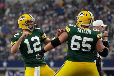 Aaron Rodgers y Green Bay, la pesadilla de Dallas