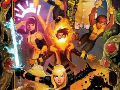 Cómics de 'Deadpool' y 'New Mutants', regresarán en junio